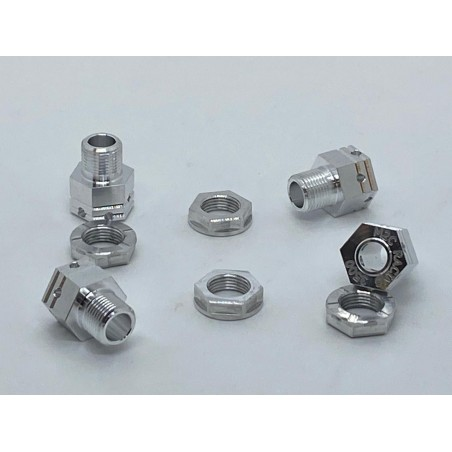 m2c 3500 17MM +5MM HEX UNIVERSAL HEX ADAPTER FOR 8MM AXLES